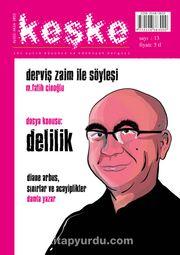 Keşke İki Aylık Düşünce ve Edebiyat Dergisi Sayı:13 Eylül-Ekim 2015