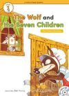 The Wolf and the Seven Children +Hybrid CD (eCR Level 1)