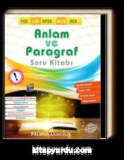 YGS - LYS - KPSS - ALES - DGS Anlam ve Paragraf Soru Kitabı