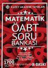 2017 ÖABT Matematik Öğretmenliği Tamamı Çözümlü Soru Bankası