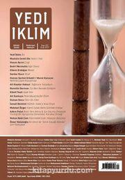 7edi İklim Sayı:322 Ocak 2017 Kültür Sanat Medeniyet Edebiyat Dergisi