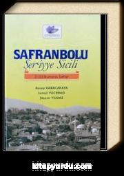 Safranbolu Şer'iyye Sicili 2133 Numaralı Defter
