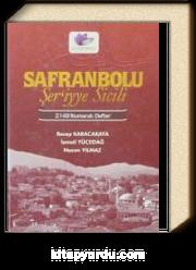 Safranbolu Şer'iyye Sicili 2149 Numaralı Defter