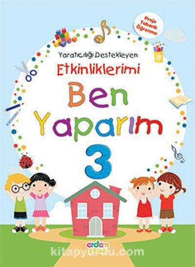 Etkinliklerimi Ben Yaparım 3 - Elif Konar Özkan pdf epub