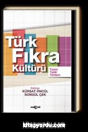 Türk Fıkra Kültürü (Tanım-Tahlil-Yöntem)