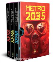 Metro Kutulu Set (3 Kitap)