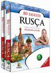 80 Derste Rusça (2 CİLT) & Temel Seviyede Rusça Öğrenim Kitabı