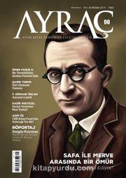 Ayraç Aylık Kitap Tahlili ve Eleştiri Dergisi Sayı:90 Nisan 2017