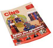 Cins Aylık Kültür Dergisi Sayı:19 Nisan 2017