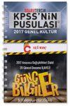 2017 KPSS'nin Pusulası Genel Kültür Güncel Bilgiler