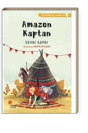 Amazon Kaptan / Yasemin ve Lavanta 3