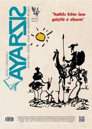 Ayarsız Aylık Fikir Kültür Sanat ve Edebiyat Dergisi Sayı:14 Nisan 2017