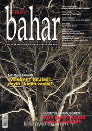 Berfin Bahar Aylık Kültür Sanat ve Edebiyat Dergisi Nisan 2017 Sayı: 230