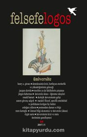 Felsefelogos Sayı: 64 / Üniversite