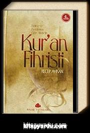 Kelime ve Konularına Göre Alfabetik Kur'an Fihristi