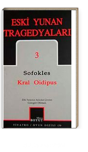 Eski Yunan Tragedyaları 3 / Kral Oidipus
