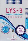 LYS 3 Edebiyat Coğrafya Denemeleri