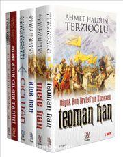 Hun Tarihi Seti (6 Kitap)