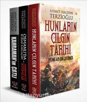 Tarih Araştırma Seti (3 Kitap)