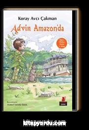 Advin Amazon'da / İlginç Ülkeler Dizisi 3. Kitap