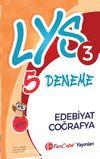 LYS 3 Edebiyat Coğrafya 5 Deneme Sınavı