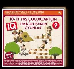 10-13  Yaş Çocuklar İçin IQ Zeka Geliştiren Oyunlar 2