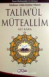 Talim'ül Müteallim & Medrese Usulü Kelime Manalı (Karton Kapak)