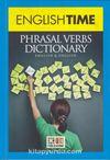 English Time Phrasal Verbs Dictionary English-Turkish - Turkish-English