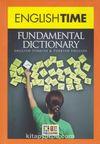 English Time Fundamental Dictionary English-Turkish - Turkish-English
