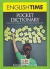 English Time Pocket Dictionary English-Turkish - Turkish-English