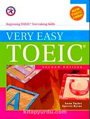 Very Easy TOEIC Book + 2 CDs