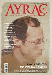 Ayraç Aylık Kitap Tahlili ve Eleştiri Dergisi Sayı:91 Mayıs 2017