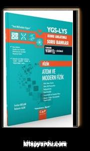 YGS LYS Fizik Atom ve Modern Fizik Konu Anlatımlı Soru