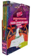Çocuklar İçin İslam Tarihi Hanım Sahabileri Hayatı (Çevirmeli 16 Kitap)