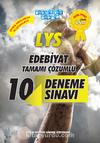 LYS Edebiyat Tamamı Çözümlü 10 Deneme Sınavı