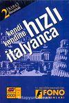 Kendi Kendine Hızlı İtalyanca-2.Basamak (2 Kitap+3 CD)