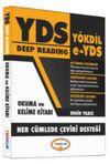 YDS Deep Reading Okuma ve Kelime Kitabı