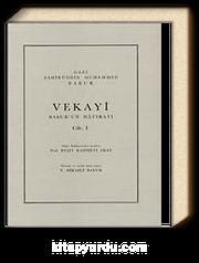 Vekayi Babur'un Hatıratı Cilt-1