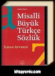 Misalli Büyük Türkçe Sözlük (Tek Cilt)