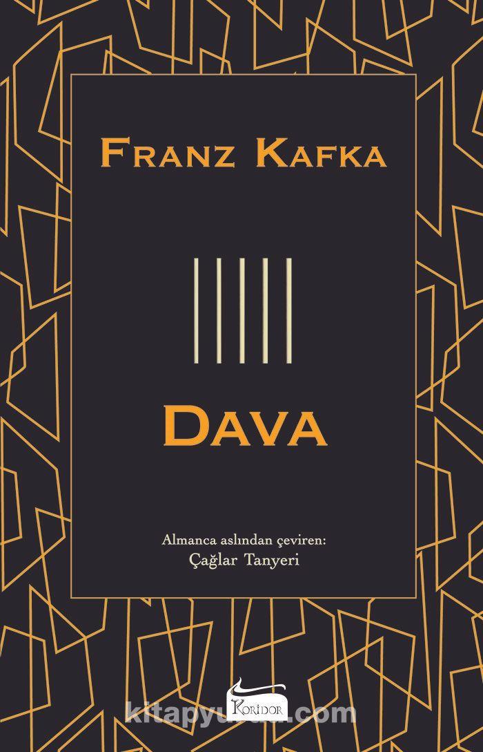 Dava (Ciltli Özel Bez Baskı) - Franz Kafka pdf epub