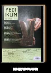 7edi İklim Sayı:326 Mayıs 2017 Kültür Sanat Medeniyet Edebiyat Dergisi