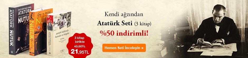 Kendi Ağzından Atatürk Seti Kampanyası