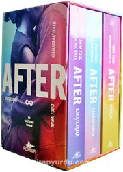 After Serisi Kutulu Özel Set (3 Kitap)