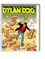 Dylan Dog Sayı 27 / Üç Kere Sıfır