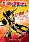 Transformers Robotlar Göreve  Boyama Kitabı