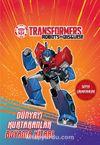 Transformers Dünyayı Kurtaranlar Boyama Kitabı