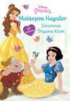 Disney Prenses Muhteşem Hayaller Çıkartmalı Boyama Kitabı