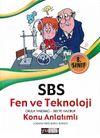 8. Sınıf SBS Fen ve Teknoloji Konu Anlatımlı
