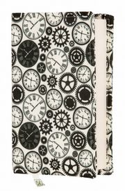 Kitap Kılıfı - Saat (M - 31x21cm)