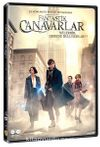 Fantastic Beasts - Where To Find Them - Fantastik Canavarlar Nelerdir, Nerede Bulunurlar? (Dvd)